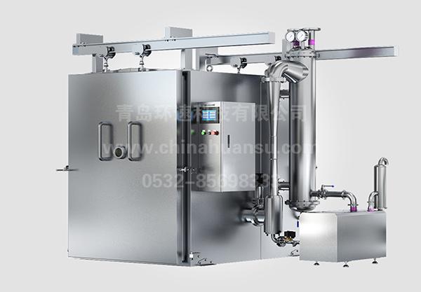 真空冷却基本原理以及在食品中应用