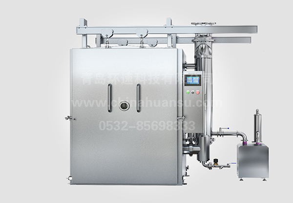 真空冷却技术在食品加工中的应用