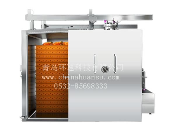 果蔬真空预冷机在龙眼储藏中的应用
