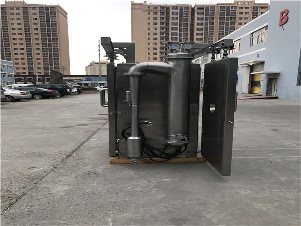 真空快速冷却机的农业应用