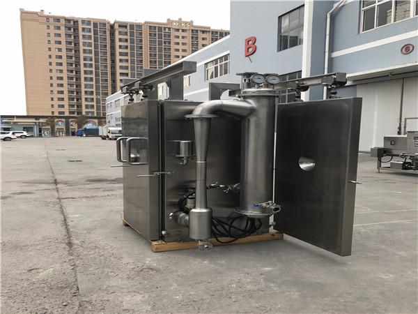 真空快速冷却机--生鲜果蔬保鲜行业的利器
