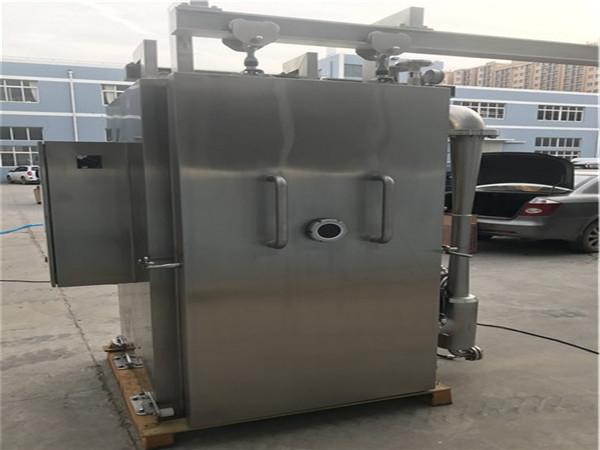 果蔬真空预冷机技术 提升云南蔬菜产业价值