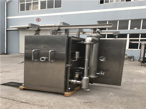 果蔬真空预冷机开始应用于草莓保鲜行业