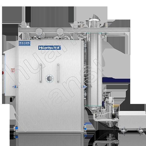 熟食品真空快速冷却机在食品生产企业中的应用