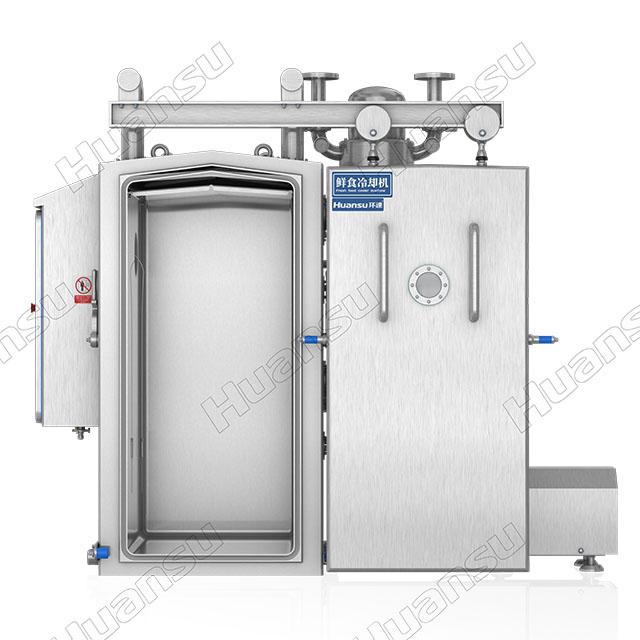食品真空快速冷却机,是中央厨房智能好帮手