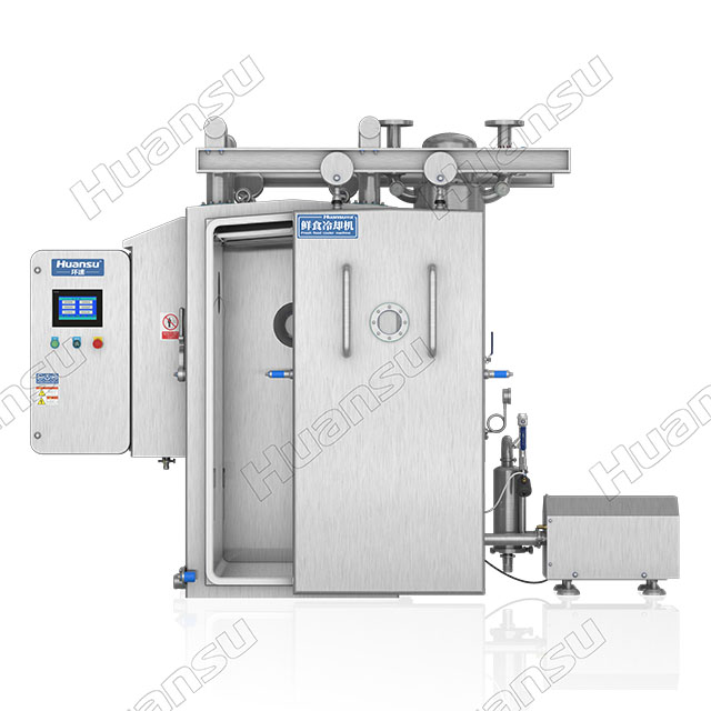 环速真空冷却机,保障食品安全和品质的真空冷却技术