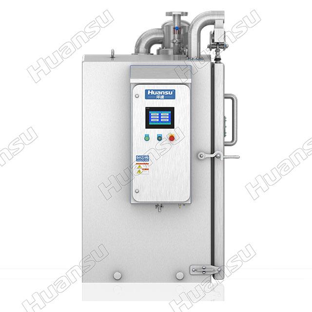 环速真空冷却机用于食品厂车间降温冷却高温食品