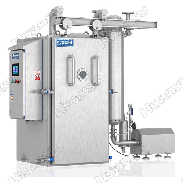 寿光净菜真空冷却机,快速安全冷却净菜,效率高