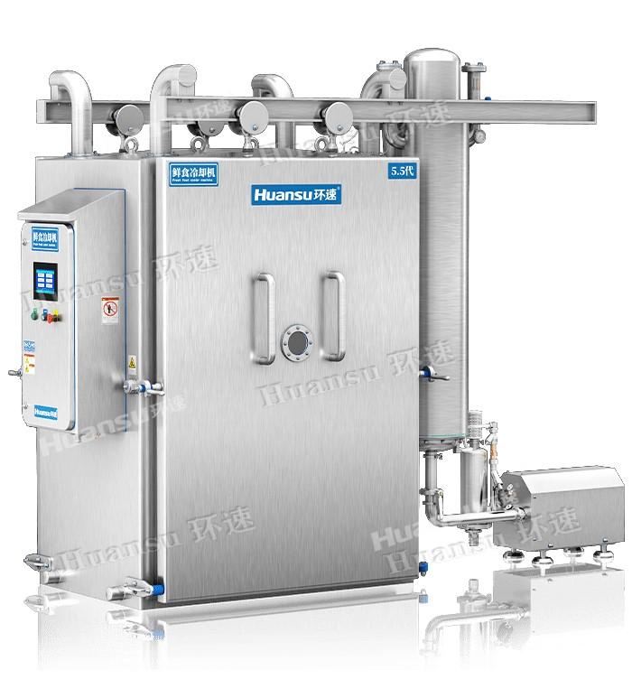 真空冷却成为中央厨房不可缺少的一款设备