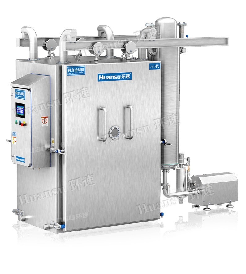 酱卤肉食真空冷却机,快速降温冷却延长产品保质期