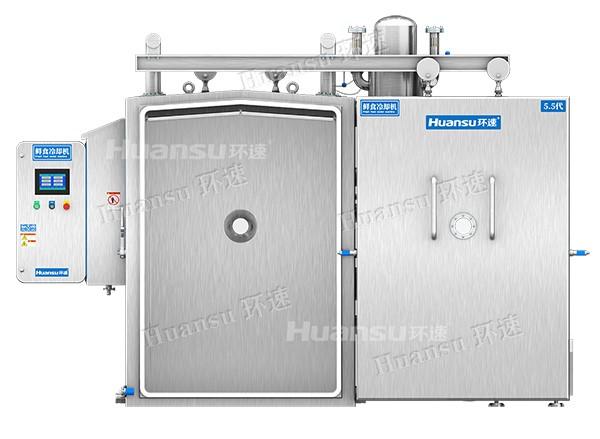 中央厨房的规模势不可挡,真空冷却机必不可少