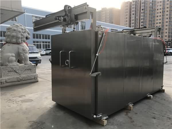 果蔬真空预冷机,延长食品保鲜期