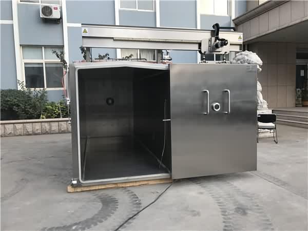 预冷机真空冷制作,保持食品新鲜口感
