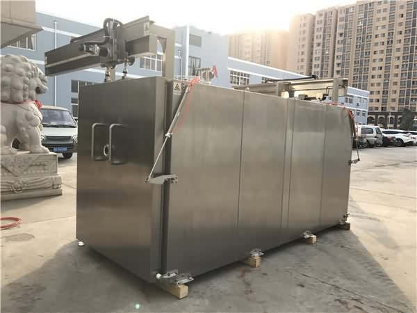快餐冷却机提升食品安全的层次