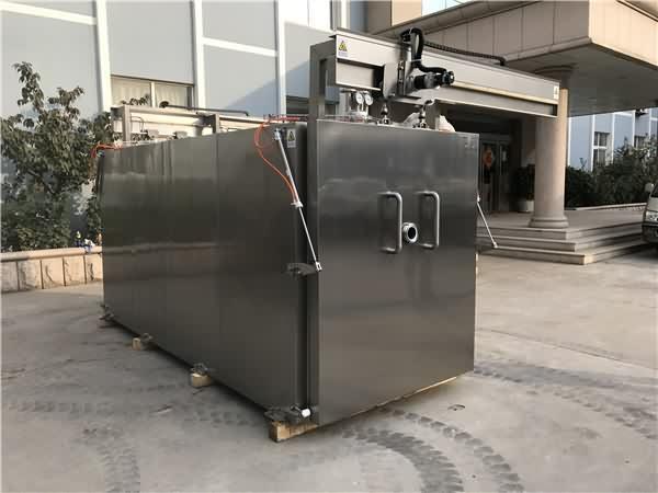 真空预冷可以迅速而均匀地除去产品采后的田间热和呼吸热