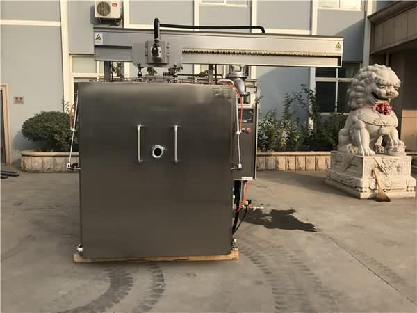 真空预冷机采用304不锈钢材料