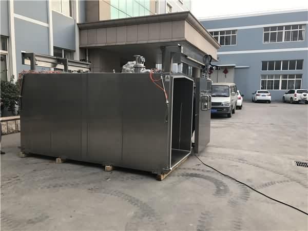 真空预冷机能抑制或杀灭细菌及微生物;