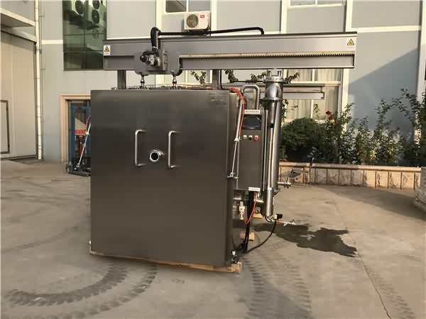 真空预冷机对环境无任何污染