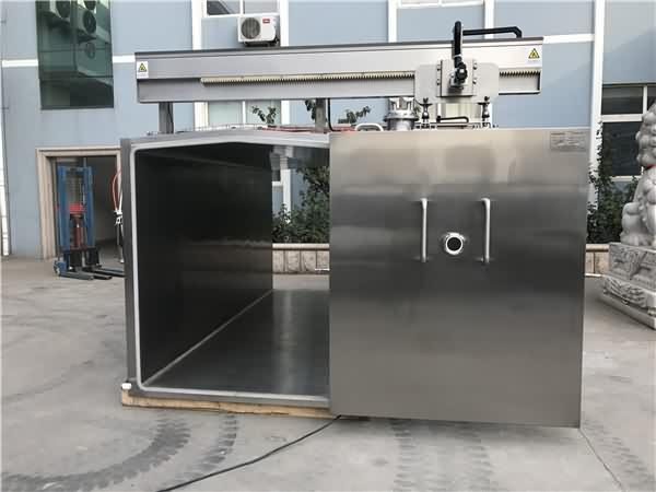 熟食冷却机速度快:从100 ℃冷却到10 ℃以下仅需30分钟,而传统冷库需6小时以上