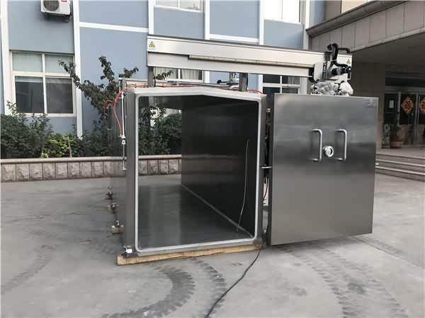 熟食预冷机冷却过程在密闭容器中进行,无二次污染
