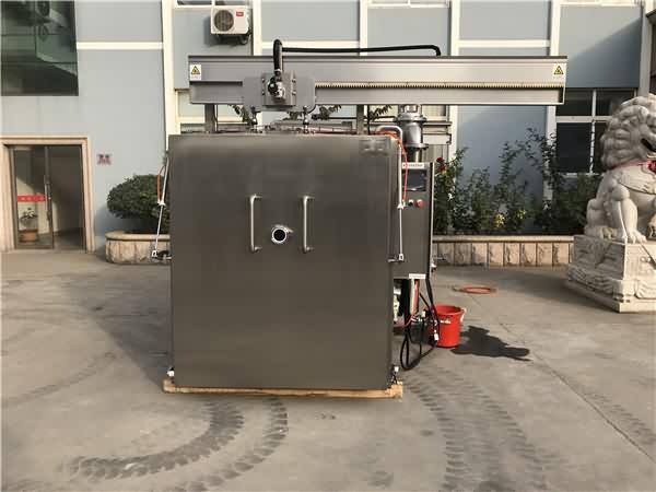 真空预冷机占地小,有利于产品周转