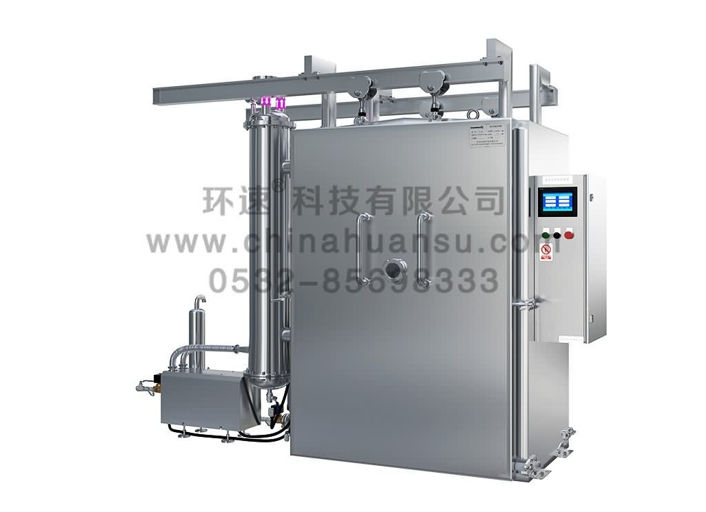 真空预冷机采用304不锈钢材料,简单易清洗,厂家直销