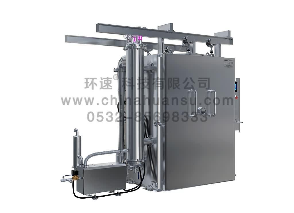 真空预冷机,大型商业设备,采用304不锈钢