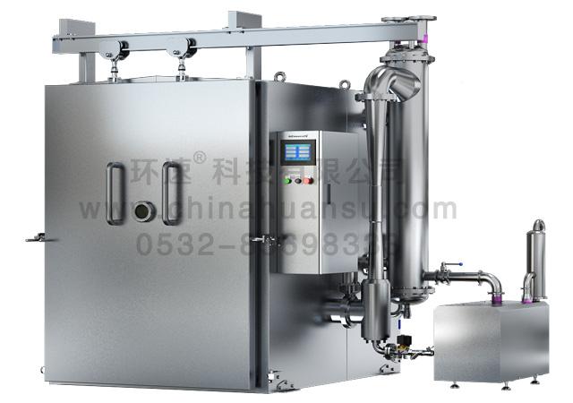 卫生级预冷机ZKL-500,自动灭菌,方便清洗