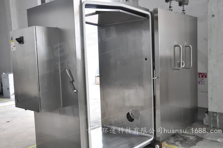 卤肉预冷机ZKL-150s熟食品降温,微生物降低50%