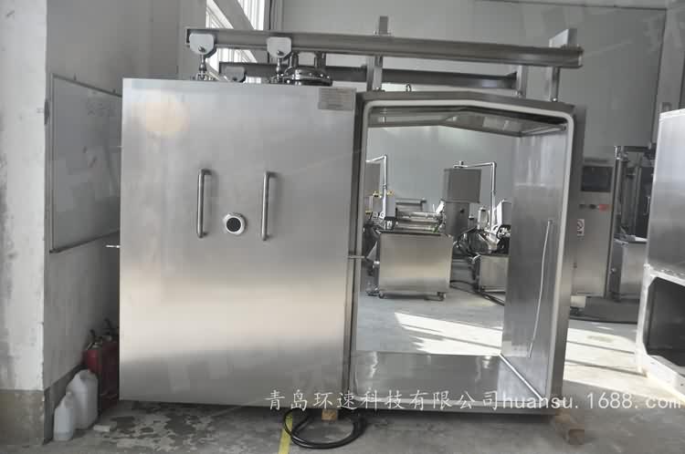 炸鸡真空快速预冷机ZKL-200,避免了20到50细菌繁殖期