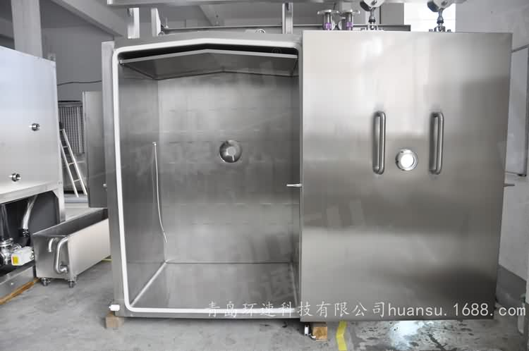 肉食品真空无菌冷却机ZKL-150S,节省能源70%