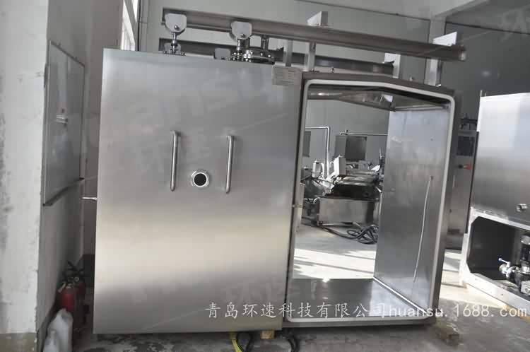 快餐无菌预冷机,节省能源70%,IP65等级,安全