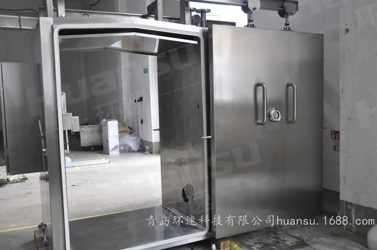 面食真空预冷机,节省能源70%,IP65等级,安全