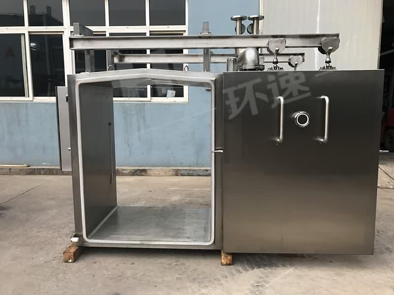 面食真空无菌预冷机,节省能源70%,IP65等级,安全