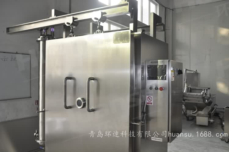 熟食卫生预冷机,真空无菌冷却,提升产品品质,节能94%