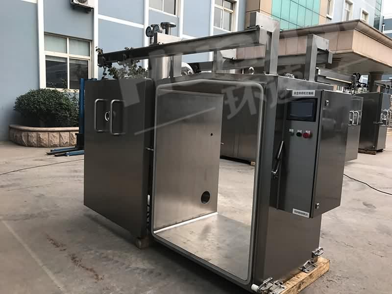 无菌快速冷却机,产品10~15分钟完成预冷,效率高,安全系数大