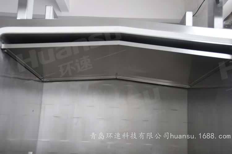 面食预冷机,产品10~15分钟完成预冷,效率高,安全系数大