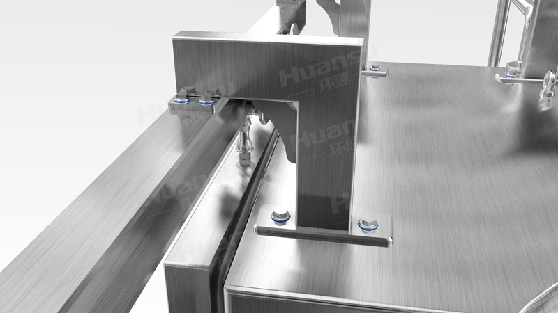 包子冷却机,产品10~15分钟完成预冷,效率高,安全系数大
