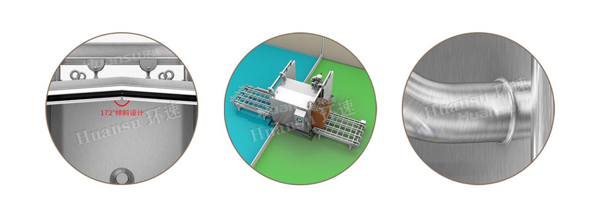鲜食冷却机5.0代菜肴系列ZKL-200CX