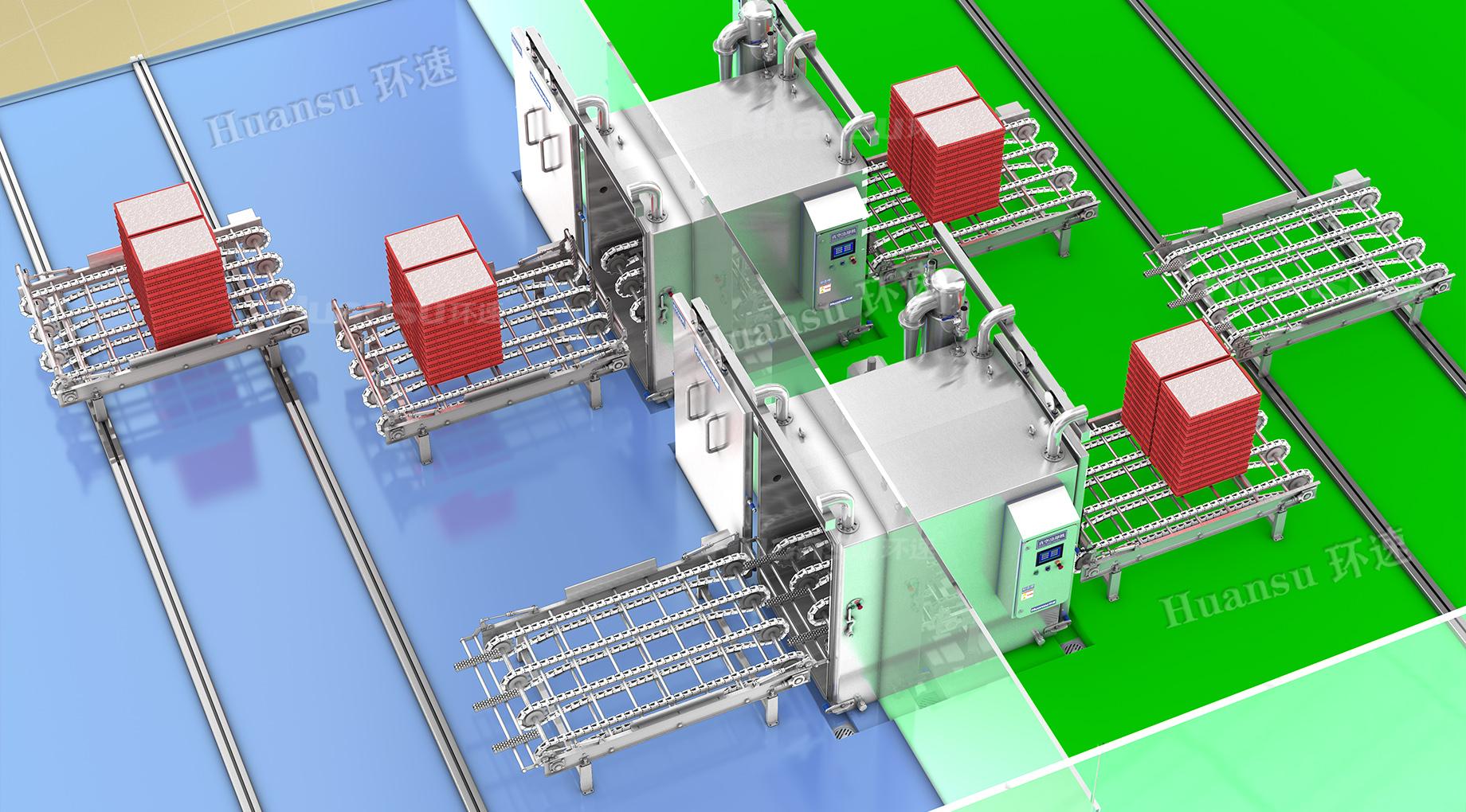 真空冷却机5.0代米面系列ZKL-300MX